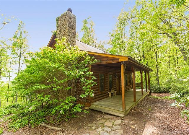 Mountain Brook Cabin - Image 1 - Old Fort - rentals