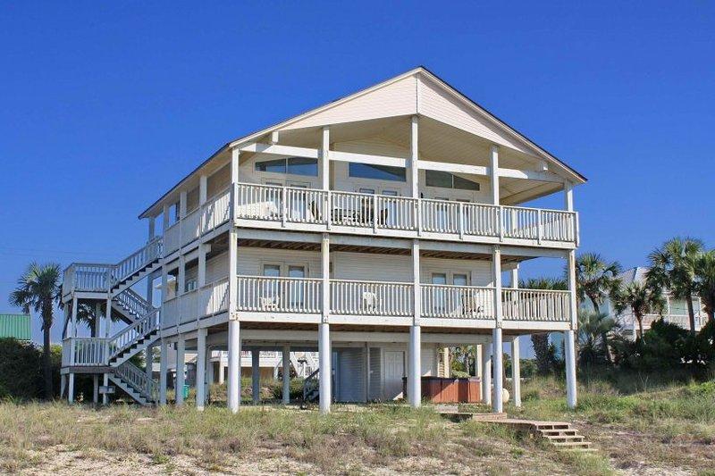 The Beachwalker - Image 1 - Saint George Island - rentals