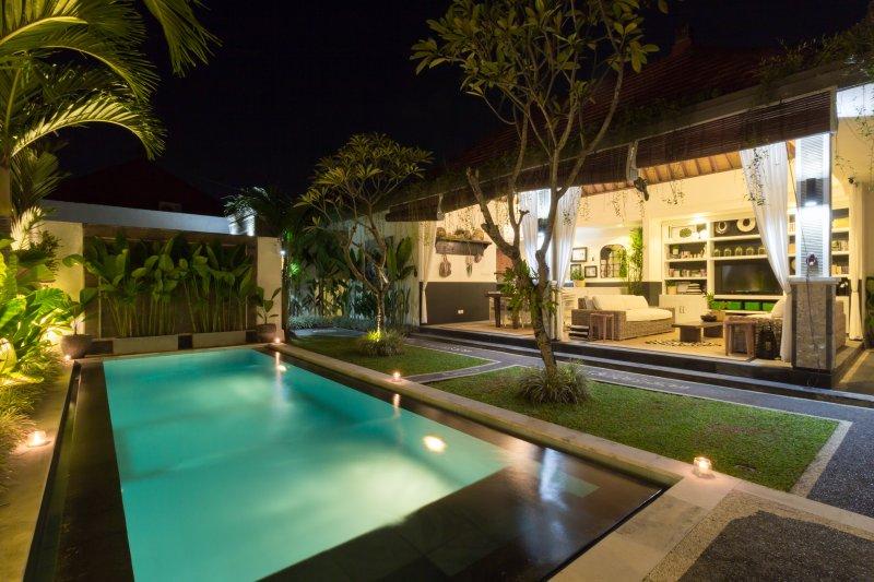 FREE CHEF - Umalas Retreat 2, (2 bed villa) - Image 1 - Seminyak - rentals