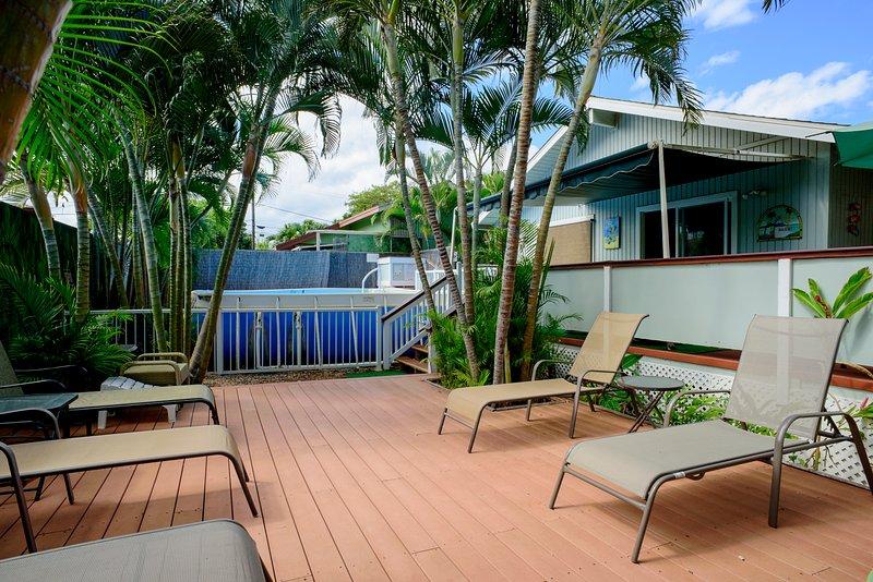 4B/3B, Pool, huge lani, A/C, Great location - Image 1 - Kihei - rentals