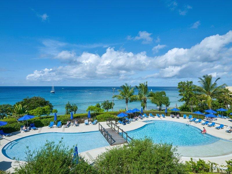 Beach View 309, Paynes Bay, St. James, Barbados - Image 1 - Saint James - rentals