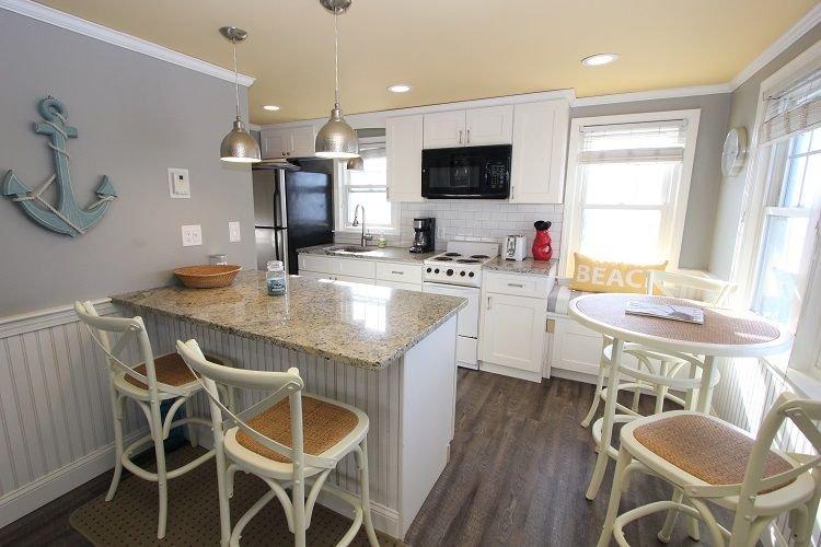 Brand New Kitchen - 173A North Shore Blvd - East Sandwich - rentals
