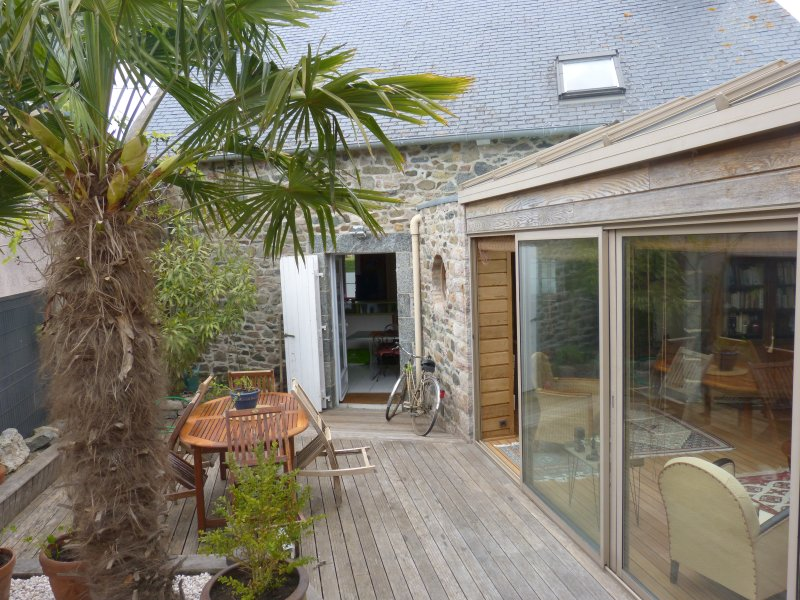 Le Clos Saint Jacques an authentic family house between land and sea in Bretagne - Image 1 - Plurien - rentals