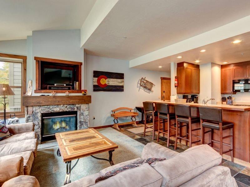 1-Bedroom 1-Bath Main Street Junction Condo, a Short Walk to Everywhere You - Image 1 - Breckenridge - rentals