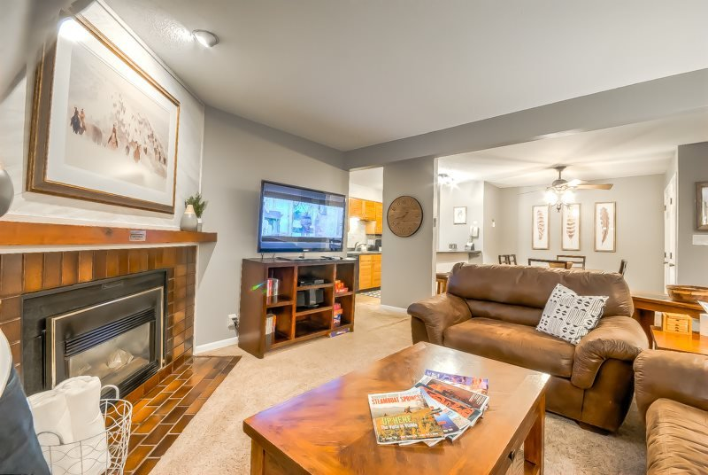 Great Amenities AND Price! - Image 1 - Steamboat Springs - rentals