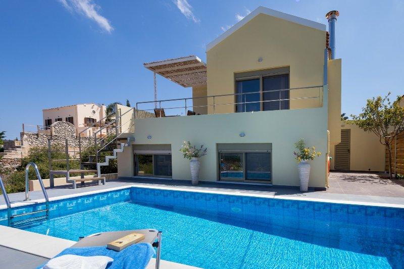 Villa Litsa - Image 1 - Vamos - rentals