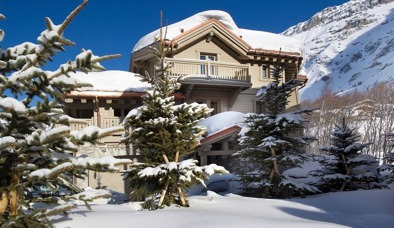 Chalet White Pearl - Image 1 - Val d'Isère - rentals