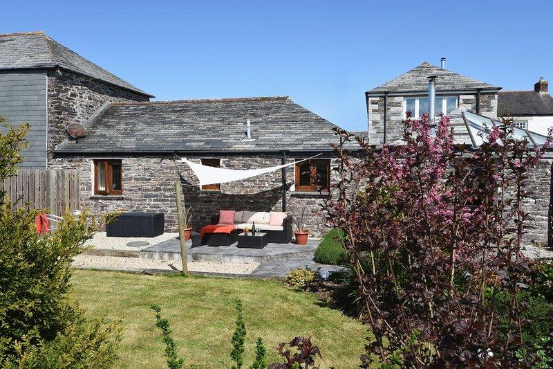 Swallow Barn - Image 1 - Saint Tudy - rentals