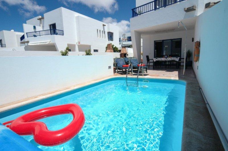 Villa LVC209977 - Image 1 - Playa Blanca - rentals