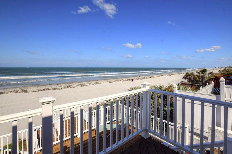 Summer Specials - Luxury Oceanfront Home #4209 - Image 1 - Port Orange - rentals