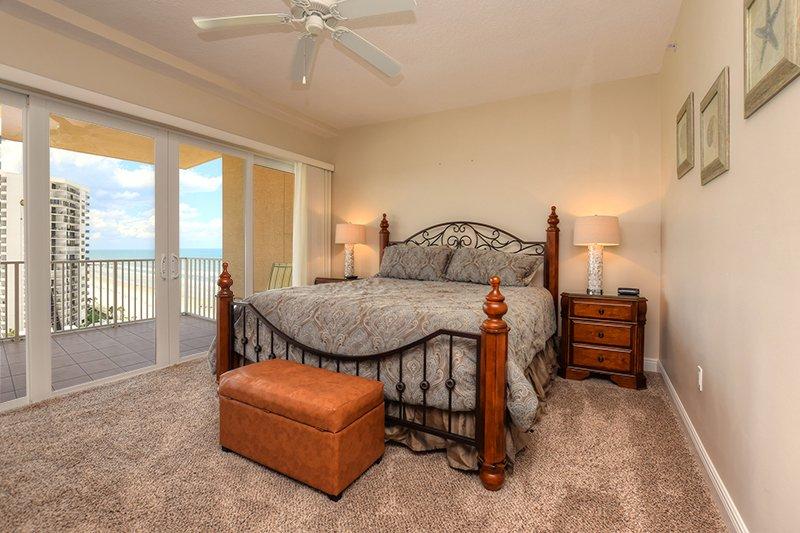 Summer Special - Luxury 3 Bed/ 2Bath Sanibel #1001 Ocean/River View - Image 1 - Daytona Beach Shores - rentals