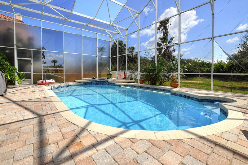 Summer Special - Luxury Home #4772 Directly Across Ocean With Pool - 5Bed/5Bath - Image 1 - Port Orange - rentals