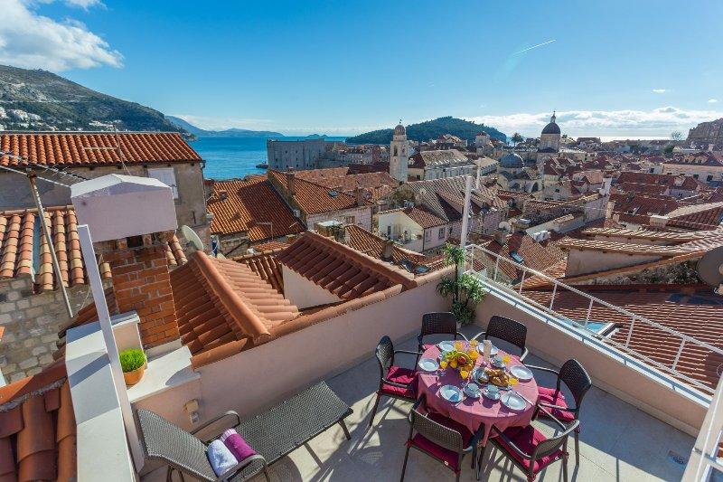 Excellent  view   - Vila Mila - Dubrovnik - rentals