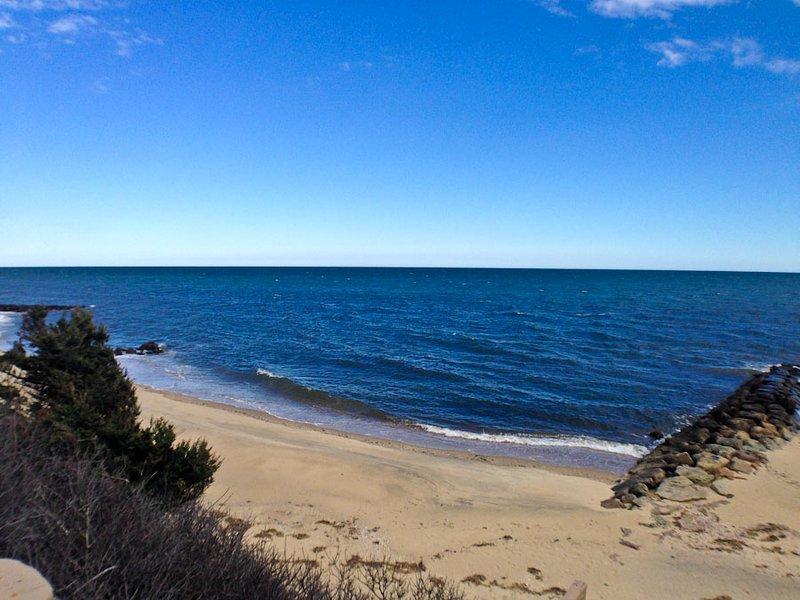 Beach view - Ocean Front with Beach & Ocean Views - DE0491 - Dennis - rentals