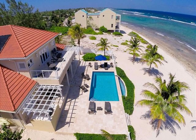 "4BR ""In Harmony,"" A Luxury Cayman Villas Property - 20% OFF SPECIAL! - Image 1 - Bodden Town - rentals"
