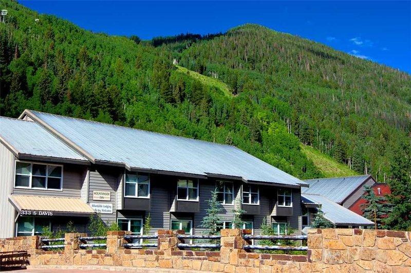 Mountainside Inn #410 - Image 1 - Telluride - rentals