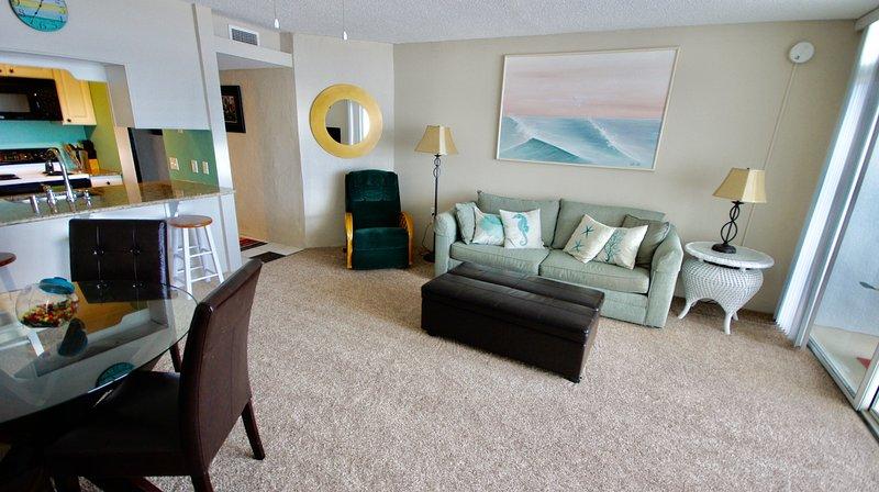 Ocean Front one bedroom 7L on the beach - Image 1 - Ocean City - rentals