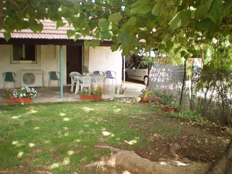 2 Bedroom Apartment in Hula Valley - Image 1 - Yesod Hamaala - rentals