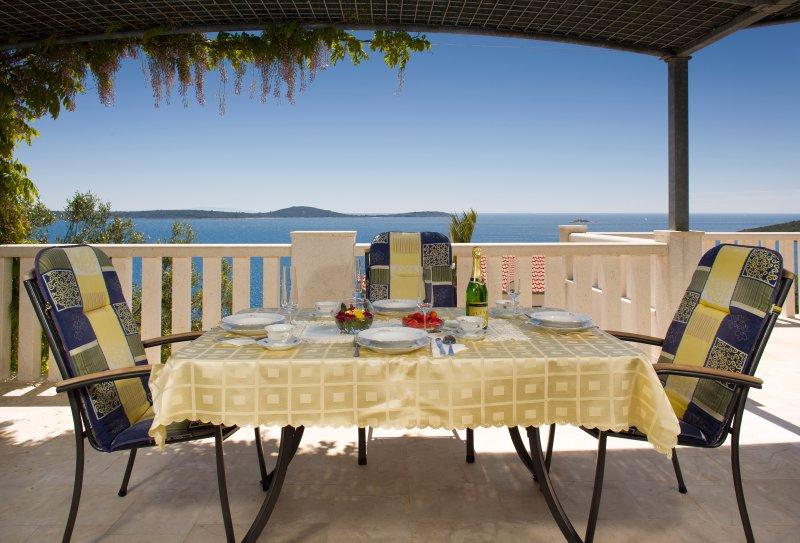 Villa Brdar - Image 1 - Vinisce - rentals