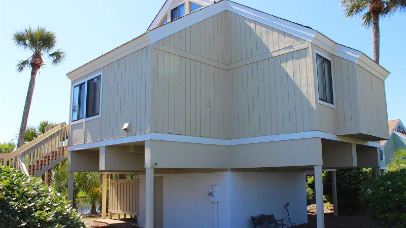 Welcome to 939 Sealoft - Great location, recently updated, lagoon views! - 939 Sealoft Villa - Seabrook Island - rentals