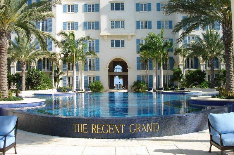 The Regent Grand - Luxury Beachfront 2BR Suite - Image 1 - Providenciales - rentals