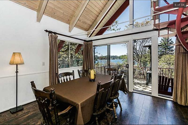 REMODELED and beautiful! LAKEFRONT CABIN-beach/JACUZZI11P - Image 1 - Lake Arrowhead - rentals