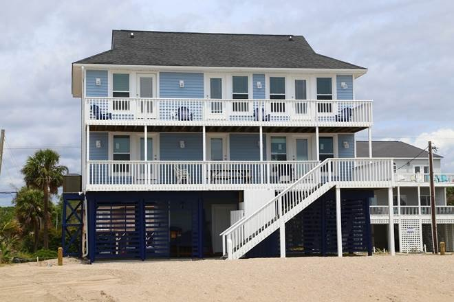 "146 Palmetto Blvd - ""Kickin' Back"" - Image 1 - Edisto Beach - rentals"