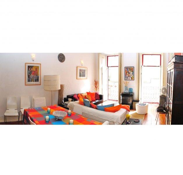 Apartment Lisboa: A Casa de Santos - Image 1 - Costa de Lisboa - rentals
