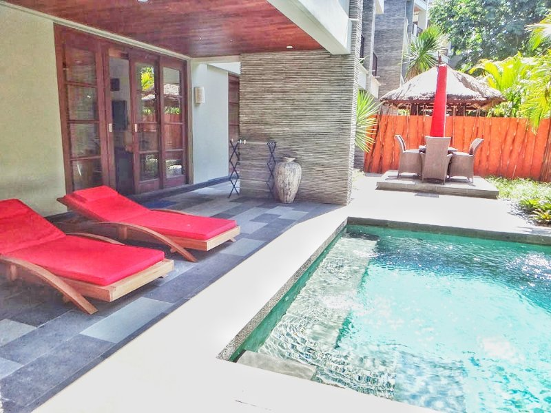 This is it ! Heavenly Ruby 3 bedroom private pool - Image 1 - Nusa Dua - rentals