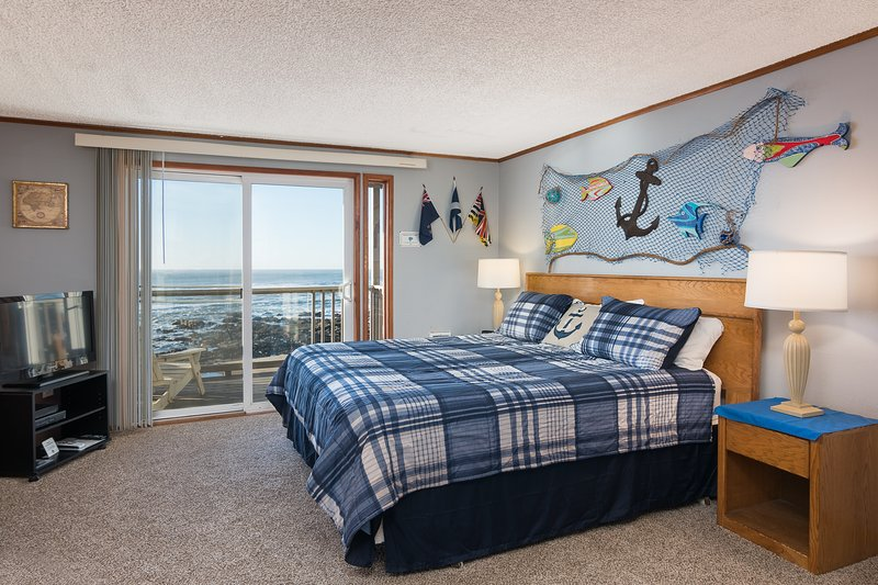Sand Dollar- Studio, Fireplace, Kitchen, Oceanview - Image 1 - Lincoln City - rentals
