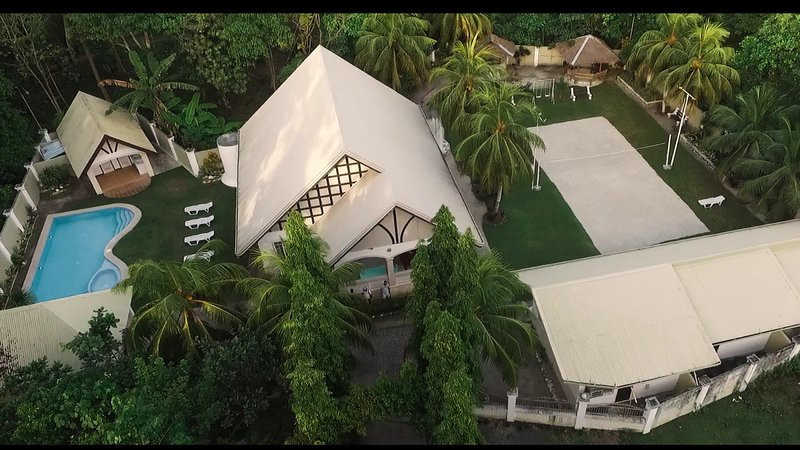 Panglao Villa Bohol with swimming pool perfect for family reunion - Image 1 - Panglao - rentals