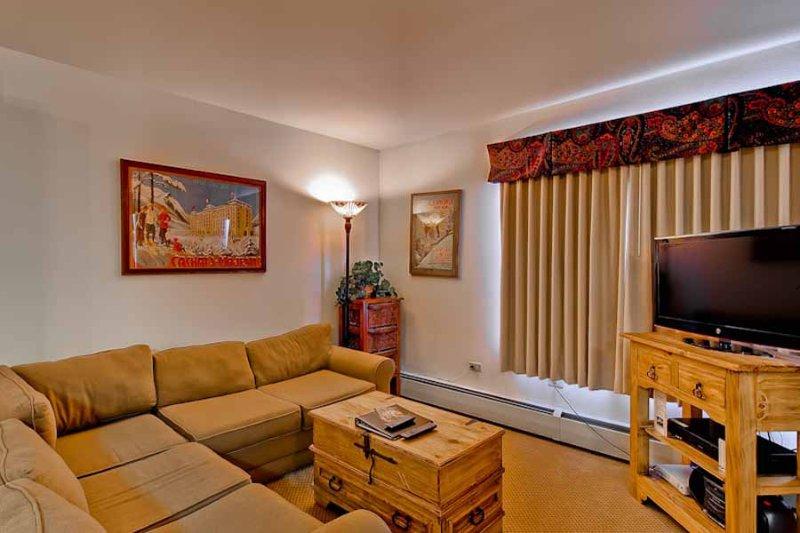River Mountain Lodge #W307 - Image 1 - Breckenridge - rentals