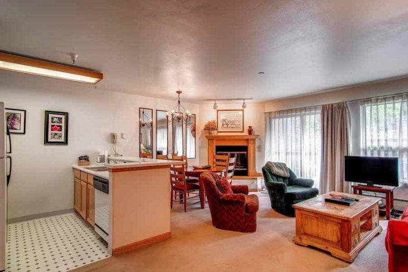 River Mountain Lodge #W222 - Image 1 - Breckenridge - rentals