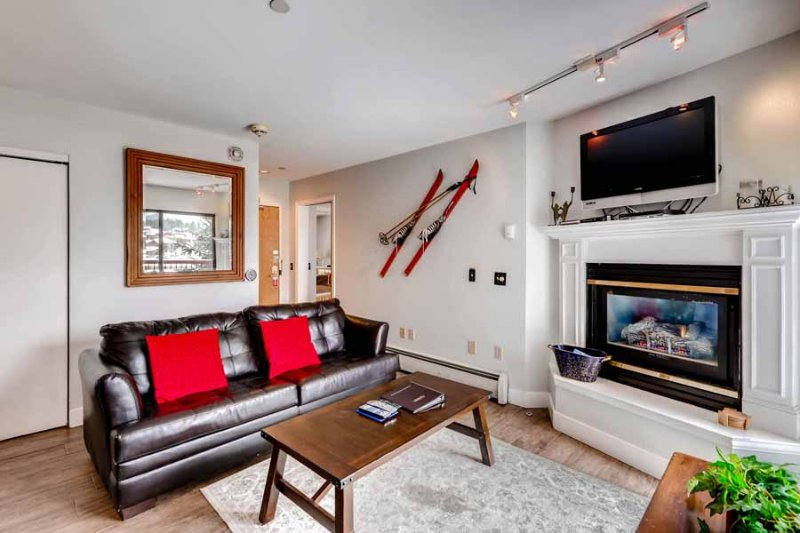 River Mountain Lodge #E224 - Image 1 - Breckenridge - rentals