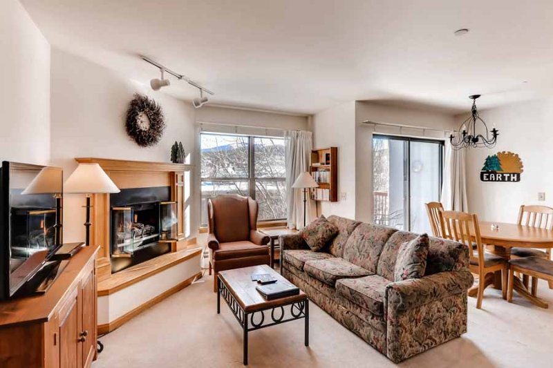 River Mountain Lodge #E222 - Image 1 - Breckenridge - rentals