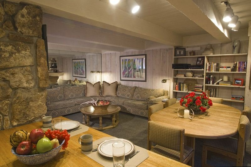living_and_dining_area.jpg - Chateau Roaring Fork Unit 14 - Aspen - rentals