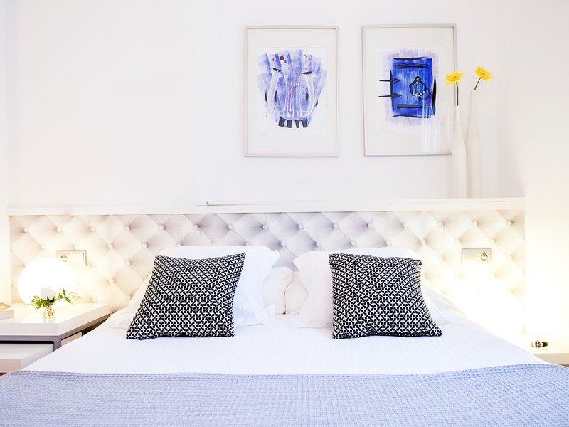 Marquet Beach one bedroom apartment - Image 1 - Barcelona - rentals