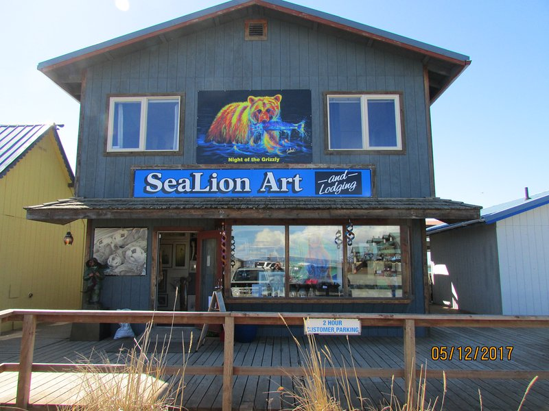 Welcome to The Sea Lion Cove on the Spit - Sea Lion North - Homer - rentals