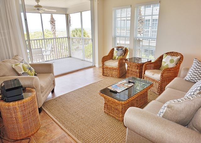 2 Bedroom Villa in a quiet location steps from the beach - Image 1 - Cape Haze - rentals