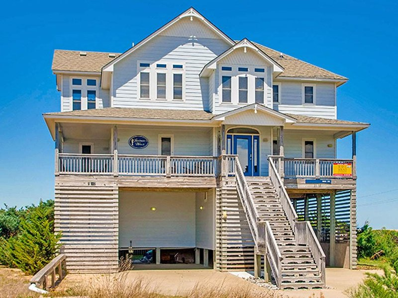 Surfman's Watch - Image 1 - Rodanthe - rentals