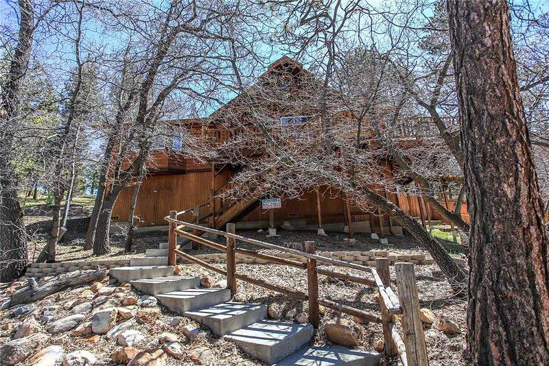 Log Haven At Bear Mountain - Image 1 - City of Big Bear Lake - rentals