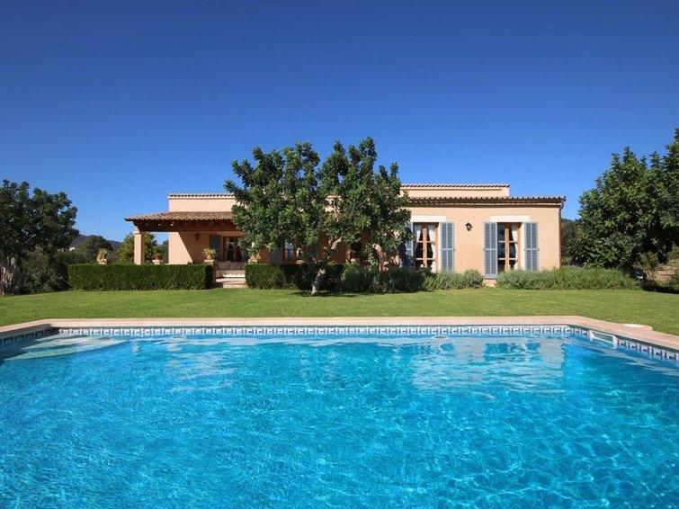3 bedroom Villa in Son Servera, Mallorca, Mallorca : ref 2299115 - Image 1 - Son Cervera - rentals