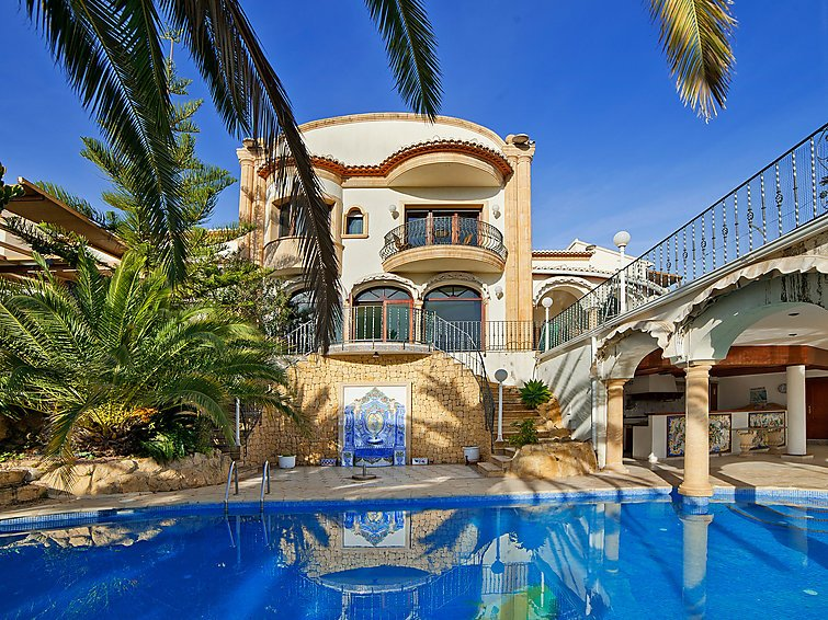 5 bedroom Villa in Javea, Costa Blanca, Spain : ref 2298784 - Image 1 - Javea - rentals