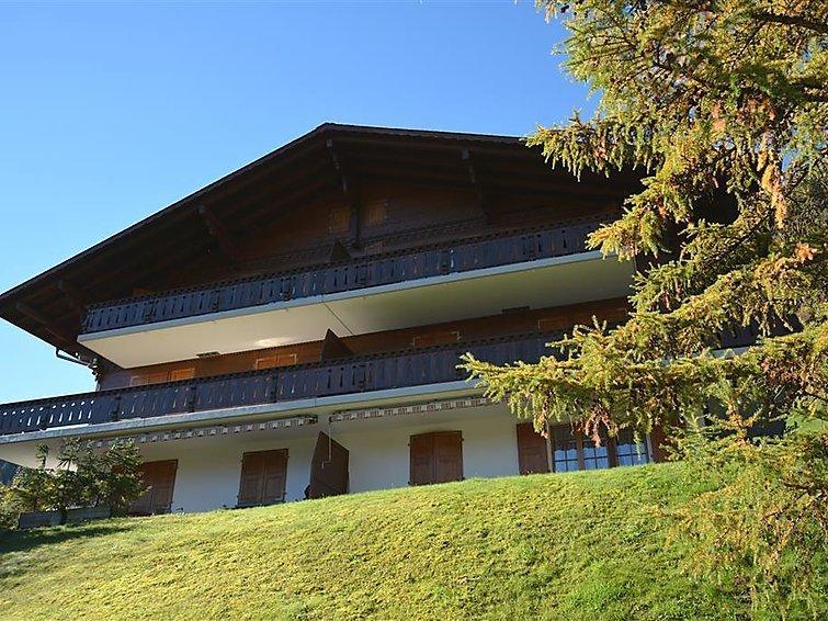 2 bedroom Apartment in Saanen, Bernese Oberland, Switzerland : ref 2297152 - Image 1 - Saanen - rentals