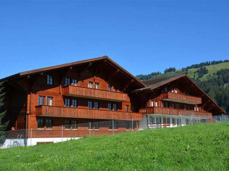 6 bedroom Apartment in Schonried, Bernese Oberland, Switzerland : ref 2297066 - Image 1 - Schönried - rentals