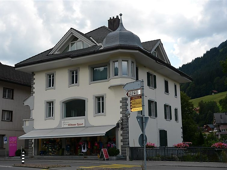 3 bedroom Apartment in Zweisimmen, Bernese Oberland, Switzerland : ref 2297011 - Image 1 - Zweisimmen - rentals