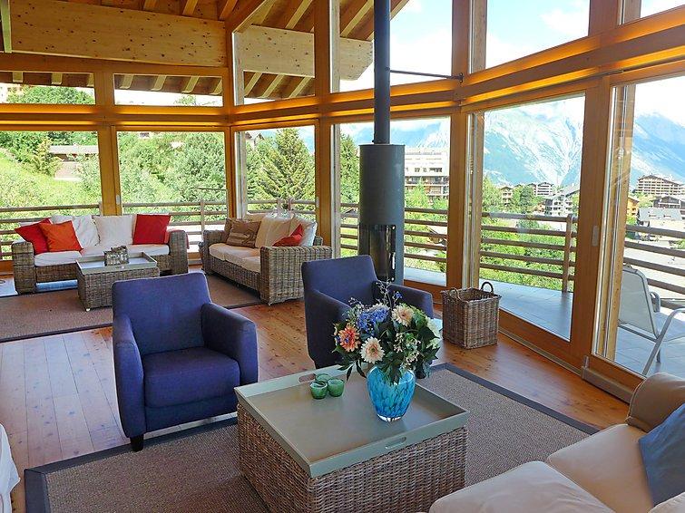 5 bedroom Villa in Nendaz, Valais, Switzerland : ref 2296702 - Image 1 - Nendaz - rentals