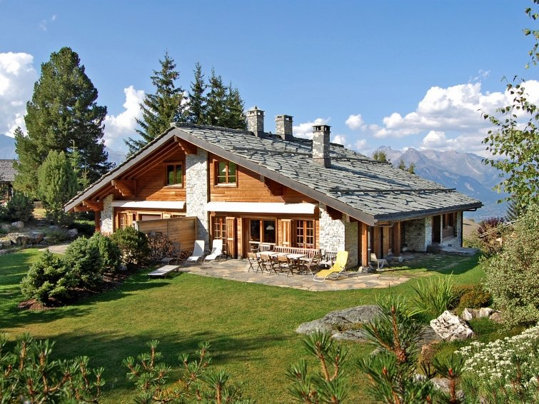 4 bedroom Villa in Nendaz, Valais, Switzerland : ref 2296678 - Image 1 - Nendaz - rentals