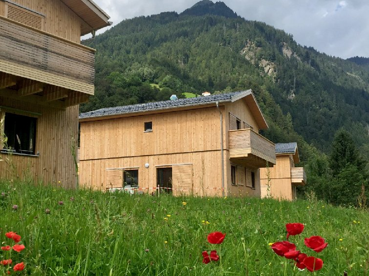 2 bedroom Villa in Sankt Gallenkirch, Montafon, Austria : ref 2283419 - Image 1 - Sankt Gallenkirch - rentals