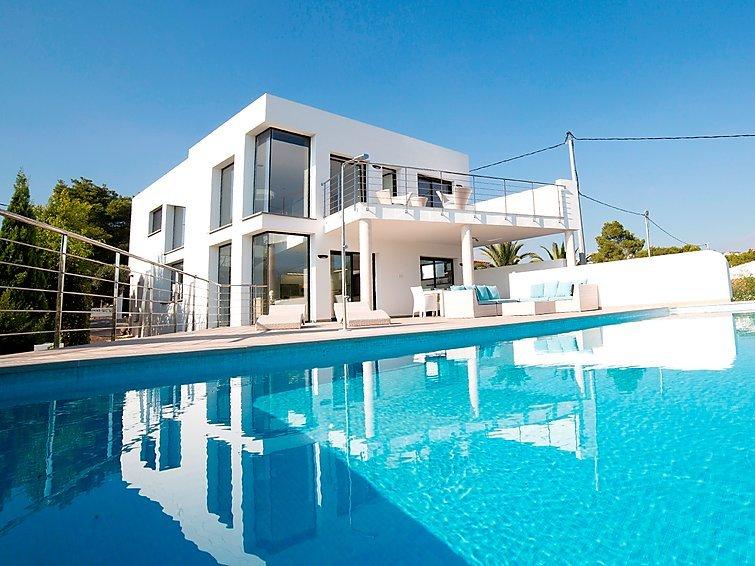 4 bedroom Villa in Benissa, Costa Blanca, Spain : ref 2296192 - Image 1 - Benissa - rentals